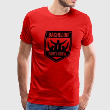 bachelor party - Men's Premium T-Shirt