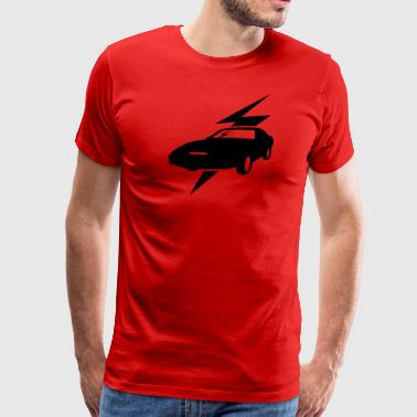 Trans Am - Kitt - Men's Premium T-Shirt
