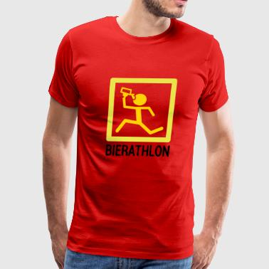Beerathlon - Men's Premium T-Shirt