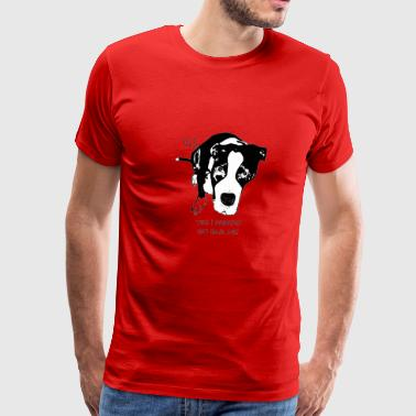 Dog Fart - Men's Premium T-Shirt