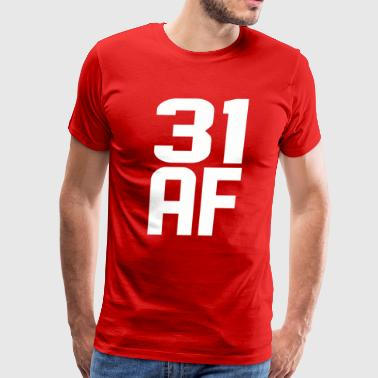 31 AF Years Old - Men's Premium T-Shirt