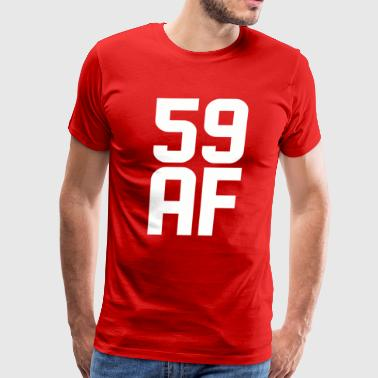 59 AF Years Old - Men's Premium T-Shirt