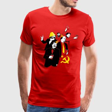 The Communist Party - Men's Premium T-Shirt