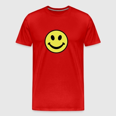 Happy Face - Men's Premium T-Shirt