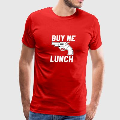 Buy Me Lunch - Men's Premium T-Shirt