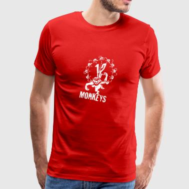 12 Monkeys - Men's Premium T-Shirt
