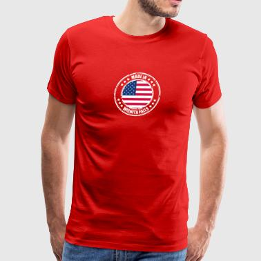 WICHITA FALLS - Men's Premium T-Shirt