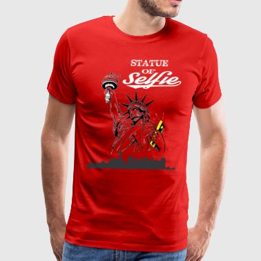SELFI SL - Men's Premium T-Shirt
