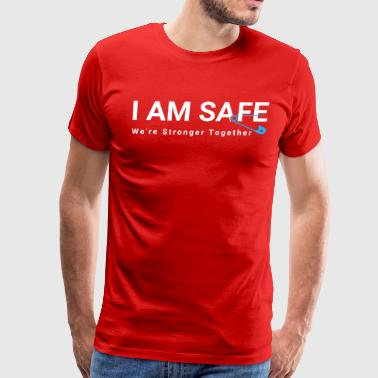 I AM SAFE Affirmation - Men's Premium T-Shirt