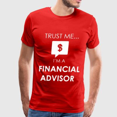 Financial advisor - Men's Premium T-Shirt