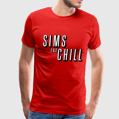 simcchill2 - Men's Premium T-Shirt