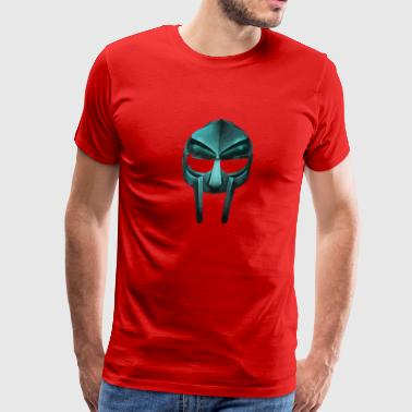 Mf Doom Mask Madlib Madvillain Wu Tang - Men's Premium T-Shirt