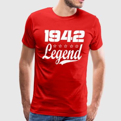 42 legend - Men's Premium T-Shirt