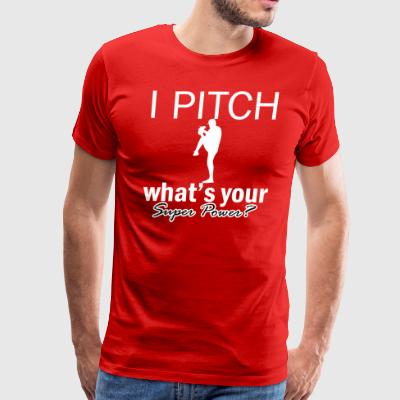 pitch design - Men's Premium T-Shirt