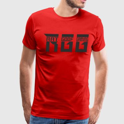 RGG black - Men's Premium T-Shirt
