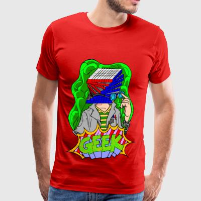 Geek Culture Soader - Men's Premium T-Shirt