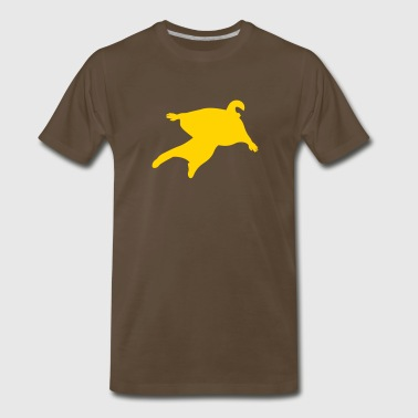 WINGSUIT DIVE - Men's Premium T-Shirt