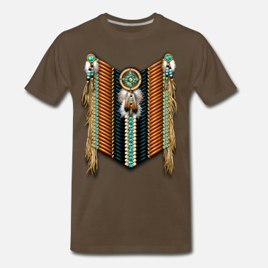 Politics Breastplate 015 - Men's Premium T-Shirt
