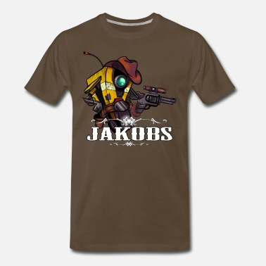 Borderlands Jakobs - Men's Premium T-Shirt