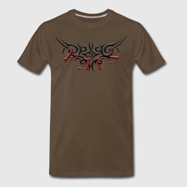 T-pain Tribal Pain tattoo t shirt - Men's Premium T-Shirt