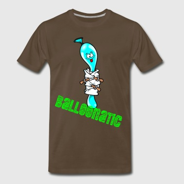 Balloonatic - Men's Premium T-Shirt