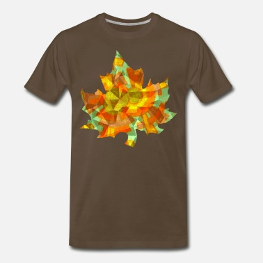 Fall Colors Colors of Fall - Men's Premium T-Shirt