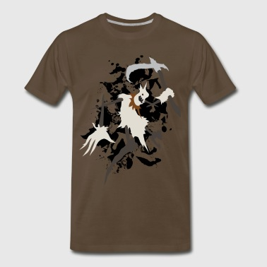 Fiddlesticks. the Harbinger of Doom - Men's Premium T-Shirt