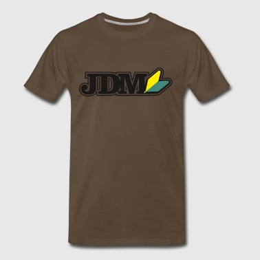JDM LOGO - Men's Premium T-Shirt