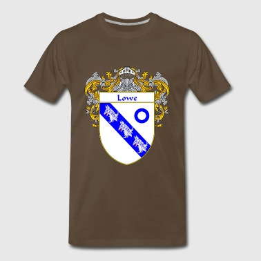 Lowe lowe_coat_of_arms_mantled - Men's Premium T-Shirt