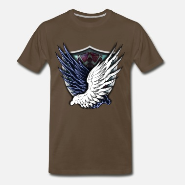 5bb216cf644d Recon Corps Attack on titan Recon Survey corps - Men s Premium T-Shirt