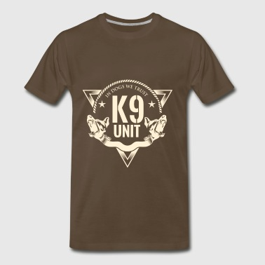 K9Unit - Men's Premium T-Shirt