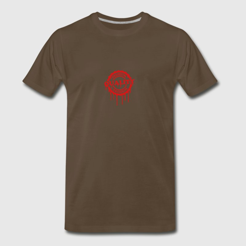 Cool Premium Quality Stamp Design - Men's Premium T-Shirt
