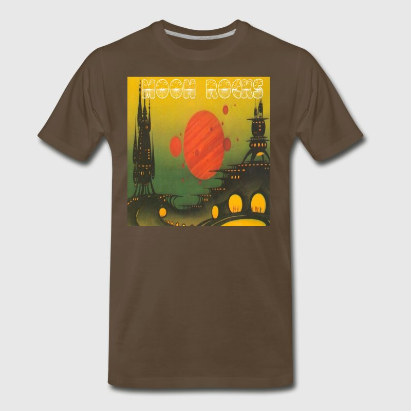 Moon Rocks - Men's Premium T-Shirt