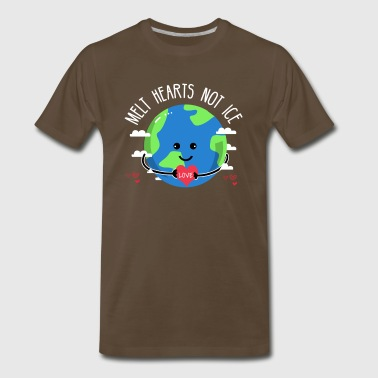Earth Day Environmental Designs - Men's Premium T-Shirt