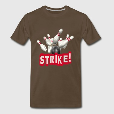 Strike! - Men's Premium T-Shirt