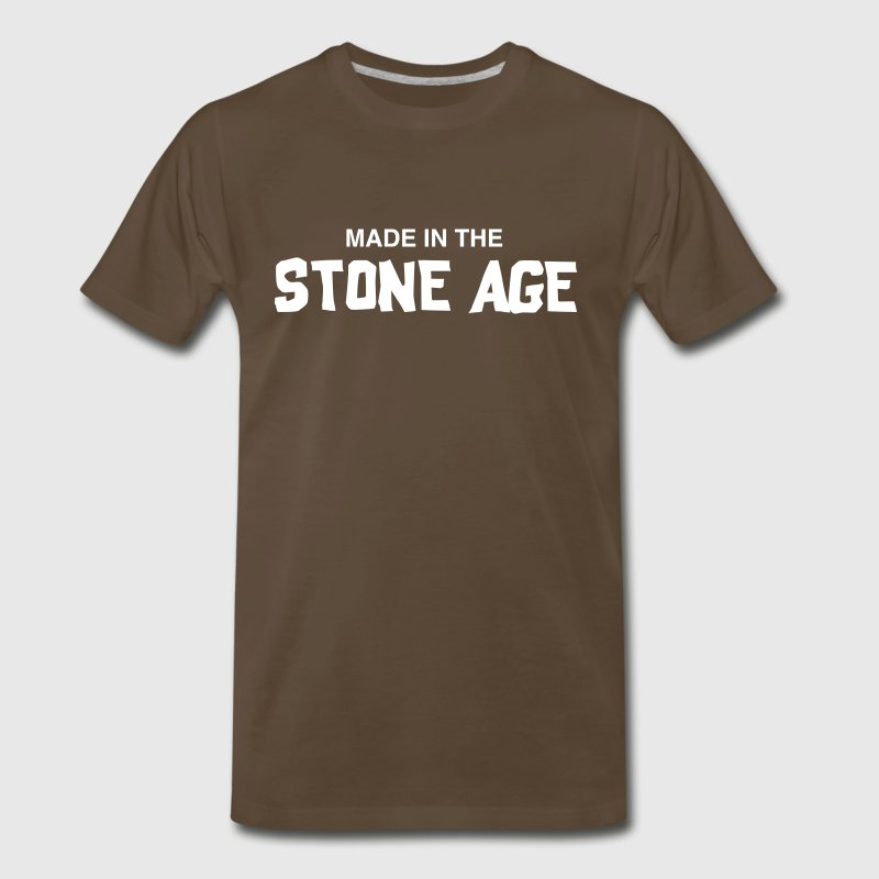Made in the stone age - Men's Premium T-Shirt