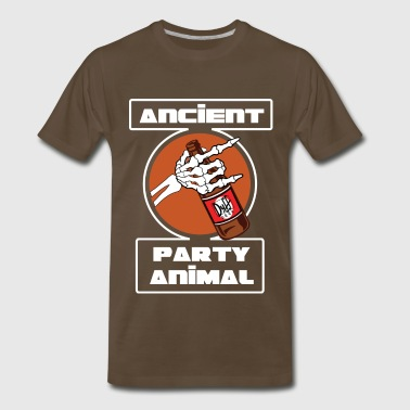 party animal - Men's Premium T-Shirt