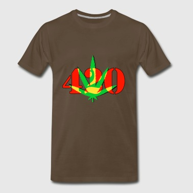 420 For 420 - Men's Premium T-Shirt