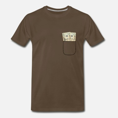 Dollar 20 dollars - Men's Premium T-Shirt