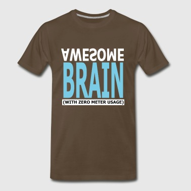Funny novelty tee shirts - Men's Premium T-Shirt