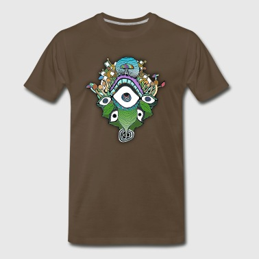 Mushroomgrowth - Men's Premium T-Shirt