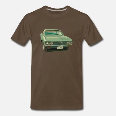 Fargo Peggy's Car (FARGO) - Men's Premium T-Shirt