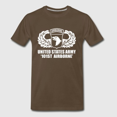 US Army 101st Airborne Wing - Men's Premium T-Shirt