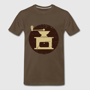 coffee_maker - Men's Premium T-Shirt