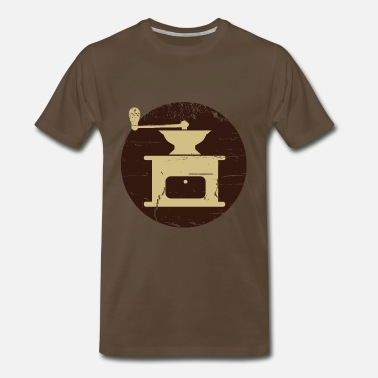 Coffee Maker coffee_maker - Men's Premium T-Shirt