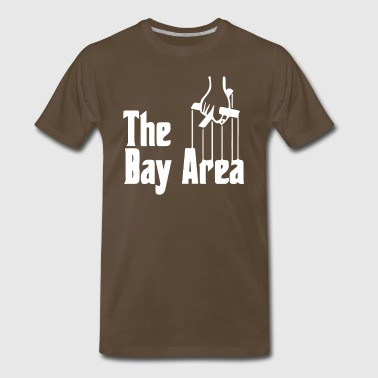 The Bay Area - Men's Premium T-Shirt