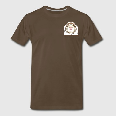 Avon Park Camp Arch - Men's Premium T-Shirt