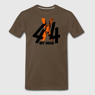 4X4 Offroad For Jeep Lovers - Men's Premium T-Shirt