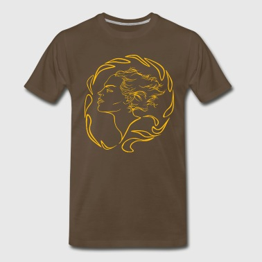 Ancient Seal - Men's Premium T-Shirt