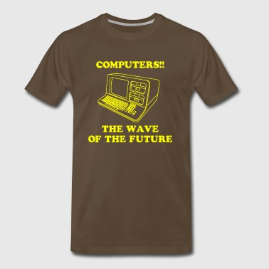 Computers! - Men's Premium T-Shirt